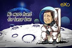 She had only to be a single female, over 20 and ready to travel. She would then have a chance to become Yusaku Maezawa's girlfriend and go on a voyage around the moon. The post Cartoon of the Week: Yusaku Maezawa will walk around the moon alone appeared first on eXo Platform Blog.