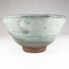 mokokobe: Green tea bowl (Yu-ga)-Tanba Tachikui Pottery- - Purchase now to accumulate reedemable points! Tea Bowls, Serving Bowls, Decorative Bowls, Cups, Pottery, Japanese, Tableware, Green, Bowls