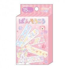 Flowery Kiss Girls Bandages (◕ᴥ◕) Kawaii Panda - Making Life Cuter