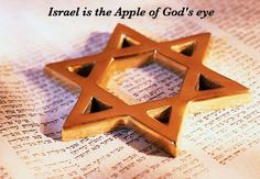 Israel is the Apple of God's Eye