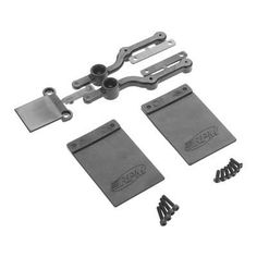 This is the Mud Flap and Number Plate Kit for the RPM and 70125 Rear Bumpers for the Associated **Will Not Fit the Stock Associated Rear Bumpers. Mud, Tire Size, Plates, Number, Ebay, Licence Plates, Dishes, Plate, Dish