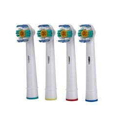 Find More Toothbrush Heads Information about EB 18A 4pcs Replacement electric Toothbrush heads for Oral B vitality Soft Bristles precision clean tooth 3D White tandenborstel,High Quality electric toothbrush heads,China electric toothbrush heads replacement Suppliers, Cheap electric toothbrush replacement heads from Samtech Team (HK) Co., Ltd on Aliexpress.com