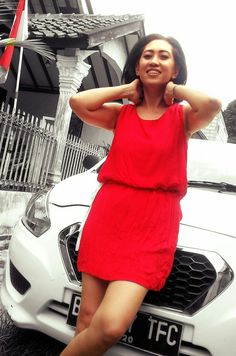 Red and White for Indonesia 72nd Independence Day