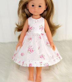Corolle Les Cheries Doll Clothes Dress Heart for Heart doll clothes Heart 4 heart Heart for heart.