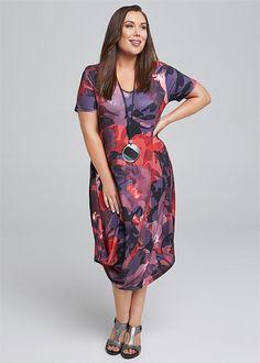 SALE - Plus Size Women's Clothing Online   Taking Shape - ROMANCE DRESS