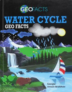 Learn all about the water cycle, the amazing process that keeps water moving around our planet. Simple explanations and diagrams show how water evaporates from the ocean, gathers as clouds in the sky, and falls as rain. Read about the natural places on Earth where water collects and is stored, and how important the water cycle is to human life. Our Planet, Planet Earth, Water Cycle, Water Systems, Salt And Water, Planets, Rain, Ocean, Science