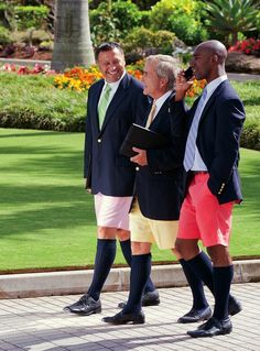 Dress Code: How to Wear Bermuda Shorts