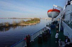 Upea Pietarin satama ja merimaisemia - CURIOUS FEET