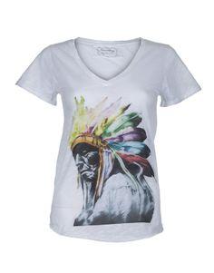 """Cheyenne"" By Julien kaltnecker T-shirt Lily 100% coton flammé"