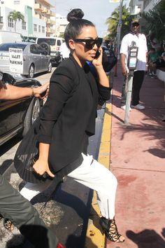 3e61e183661 Kim Kardashian Photos Photos  Kim Kardashian Out in Miami 3
