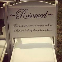 What A Beautiful Idea Memory Tables At Weddingsmemory