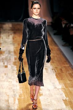 Cynthia Rowley Fall 2011 Ready-to-Wear Fashion Show - Maddie Kulicka