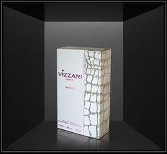 Vizzari packaging with Soft Touch original by Derprosa film