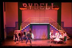 FCLO Music Theatre Act I Scene 2 Music Theater, Theatre, Grease Musical, Grease Is The Word, Musicals, Acting, Drama, Education, Words