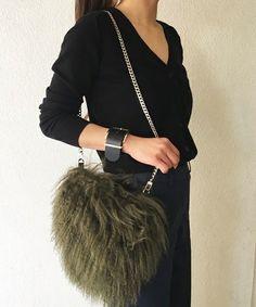 ファーチェーンバッグ(ショルダーバッグ) TODAYFUL(トゥデイフル)のファッション通販 - ZOZOTOWN