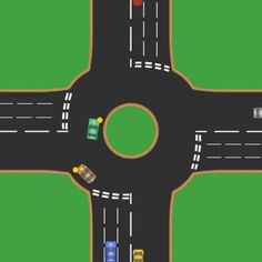 UK Roundabouts - oh my!