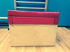 Plyo Box With Soft Cover On It