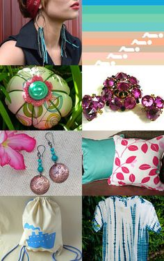 BoHo by Marianne on Etsy--Pinned with TreasuryPin.com