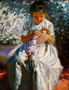 Juan Gonzalez Alacreu, 1937 ~ Impressionist painter Spanish Painters, Doll Painting, Animation, Art Studies, Great Artists, Valencia, Art For Kids, Art Children, Modern Art
