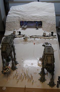 LEGO Hoth Base