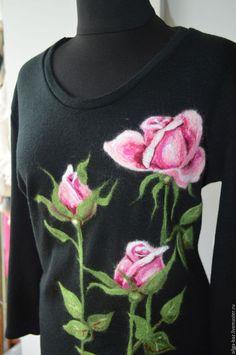 ` Розовый аромат` платье трикотажное