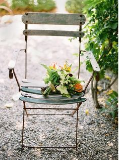 i have the chair - just need the flowers...