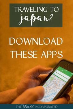Best apps for a trip to Japan. These Japanese travel apps include maps apps, translation apps, transit apps, and Japan travel guides. This article is titled Apps that Saved my A** in Japan because there were so many times that these apps came to the rescue during our trip to Japan!