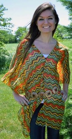 Beautiful chiffon scarf, that can be worn in several different ways! Completed with a unique chevron pattern and multiple colors! One Size Style BKK-004