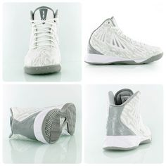 And1 is making a strong comeback with Lance Stephenson's new weapon, the And1 Xcelerate Mid white/grey/metallic