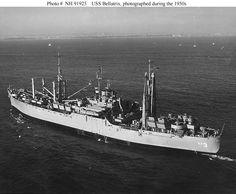 USS Bellatrix AK-20 (1942-1963)