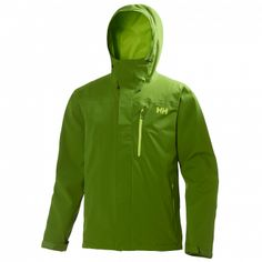 STANLEY PARK H2FLOW - Our award-winning H2Flow adjustable micro-climate system applied to this sporty cut rain jacket. SHOP - http://bit.ly/1uE7I2Y