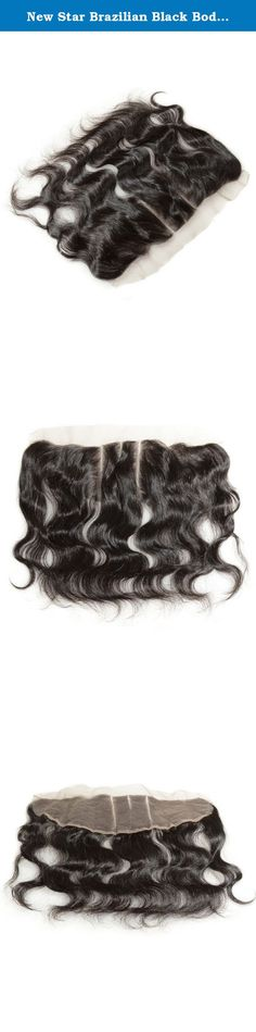 New Star Brazilian Black Body Wave Hair Lace Frontal Bleached Knots, 134 Size 3 Way Part Top Closure - 16 Inch. The following provides general guidance for the are of human hair products. As each indivudual product may vary, consult your hair stylist for specific instructions 1. Wash and condition hair regularly 2. Detangle hair gently before washing. Do not rub or twist hair 3. Add mild shampoo to cool water and swish hair till clean. Rinse thoroughly 4. Blot out excess water with towel…