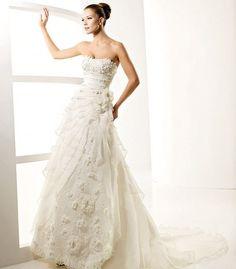 armani wedding dresses