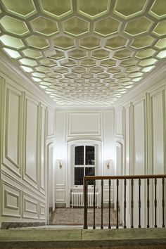 ceiling: The House Hotel (Istanbul, Turkey)