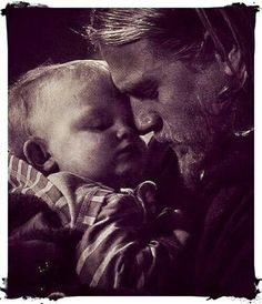 Jax and Baby Abel