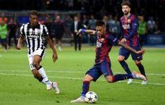 Bang. Neymar seals Barcelona's victory.