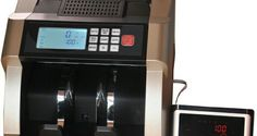 Mixed Cash Counting Machine with Denomination