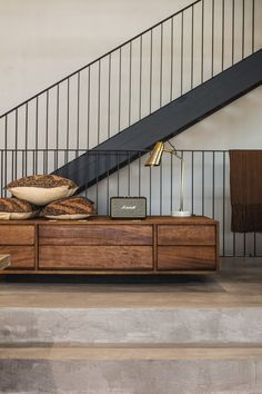 Hausideen Casa Cook Kos With Greek Architectural Style Architectural Style Architectural Architectural Style fashion Casa Cook Greek Hausideen Kos Style Staircase Railings, Staircase Design, Stairways, Steel Stairs Design, Staircase Metal, Steel Stair Railing, Spiral Staircases, Staircase Ideas, Banisters