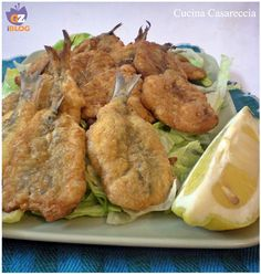 Un ottimo secondo piatto di pesce azzurro, buono e sano, ideale anche per i bambini perchè privo di spine fastidiose. Ecco la ricetta.