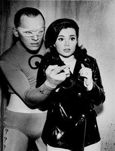 "Batman 1966 Villains | Frank Gorshin played the Riddler in 1966's ""Batman."" (AP Photo)"