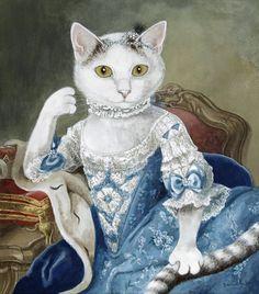 Marie Catoinette by Susan Herbert.