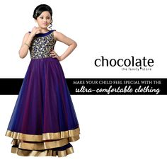 Make your child feel special with the ultra-comfortable clothing only with Chocolate family. www.chocolatefamily.com