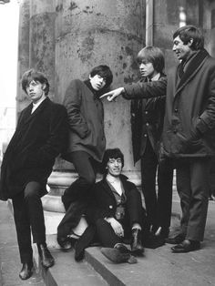 Señoras y señores, sus Satánicas Majestades: Los Rolling Stones.