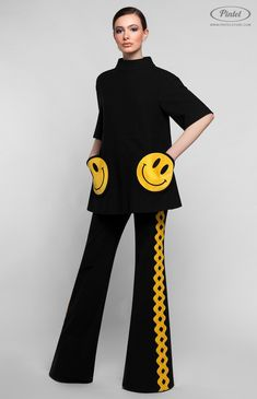 Quirky Fashion, Cute Fashion, Womens Fashion, Classy Outfits, Chic Outfits, Vintage Outfits, Fashion Details, Fashion Tips, Fashion Design