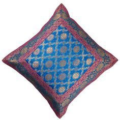 Pillow Cover Home Decorating Handmade in India ShalinIndia,http://www.amazon.com/dp/B007SK7CDI/ref=cm_sw_r_pi_dp_I0RFtb1ASS7PN283