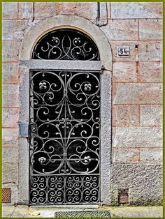 Italy To Anywhere Places Gowrought Iron Gatesphotoswindowtureswrought