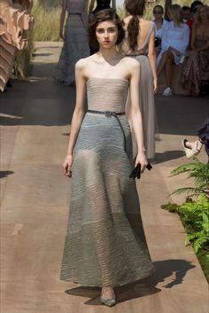 Sfilata Christian Dior Parigi - Alta Moda Autunno-Inverno 2017-18 - Vogue
