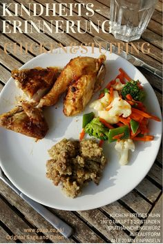 Lovely chicken with PAXO stuffing