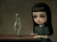 View Euglena by Mark Ryden's at Paul Kasmin Gallery in 293 Tenth Ave, New York, USA. Browse now on Ocula.