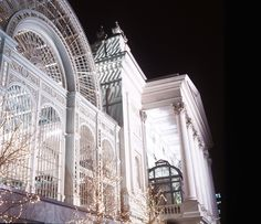 Christmas is Covent Garden, London, England 2012 -